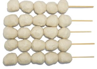 Chicken Ball Skewer